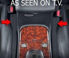 GAP BLOCKERS (set) patented STOP DROP CREVICE CAR SEAT FILLER CRACK CADDY CATCH
