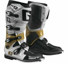 Gaerne SG-12 MX Boots Grey Off-road ATV UTV BMX MTB Riding Boots All Sizes