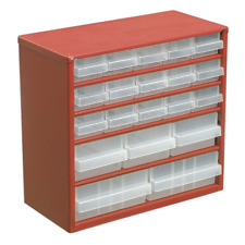 Cabinet Box 20 Drawer Sealey APDC20 by Sealey