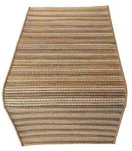 MISSONIHOME MAT CARPET RUG JUTE WOOL COTTON CARIOCA T518 NATURA 1.8 x 4'  55x120