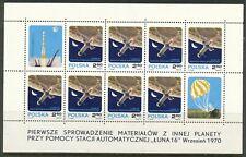 Poland-1970 Sc # 1771 Fi # 1893,-Mnh