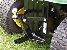 "P&M Fabrication 10"" High Rise Lawn Garden Tractor Hitch John Deere"