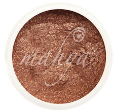 MAHYA Pure Vegan Mineral Makeup Eye Shadow Pigment RUST Net Weight: 0.052 oz.
