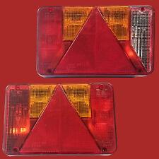 RADEX 6 fonctions hänger-rückleuchten Kit E3 pkw-anhänger-rücklicht