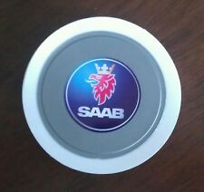 FITS SAAB TAX DISC HOLDER 9-3 9-5 99 95 900 9000 CONVERTIBLE VECTOR TURBO AERO S