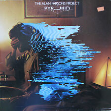 "Vinyle 33T  Alan Parsons Project ""Pyramid"""