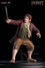 Weta Collectibles The Hobbit Bilbo Baggins Statue New