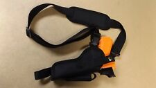 "Bandoleer style Shoulder Holster for GLOCK 40 MOS 6"" Barrel w/ Optic & MAG Pouch"