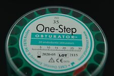 One-Step Endo Obturator Size #35; Pkg of 20 For 60 Second Endo Obturation!
