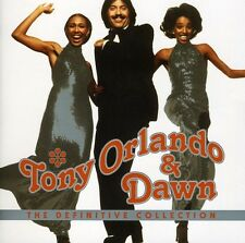 Definitive Collection - Tony & Dawn Orlando (1998, CD NIEUW)
