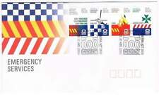 Australia 2010 FDC 3420-3423 - Emergency Services
