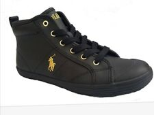 POLO RALPH LAUREN Martine Hi Top Womens  SALE UK 7 #BuyNow ONLY £55