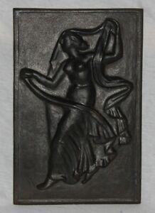 Eisenrelief, Kunstguss, Quint, Relief, Mythologie