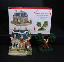 "Liberty Falls Collection Rosie's Flower Shop Ah178 and ""The Oldest Tree"" Nib"