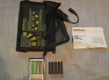 Goal Zero Nomad 7 Solar Panel, Guide 10 Battery Charger, USB cable Plug, 12VPort