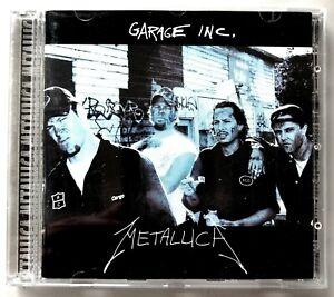 Metallica - Garage Inc. - 2 CD ©&®1998 Vertigo