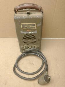 "WWII signal corps PE-157-B power supply, for ""Pogo Stick"" radio set"