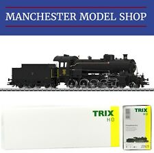 "Trix 22925 HO 1:87 C5/6 Elephant Steam Locomotive SBB era III ""DCC SOUND"" NEW"