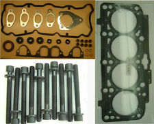 Engine & Cylinder Head Gasket Set with BOLTS VW TDI ALH 99-06 Golf Jetta Beetle