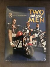 Two and a Half Men Complete Second (2) Season DVD Set NEW