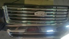 8L14-8150-DBW New Ford OEM Grill