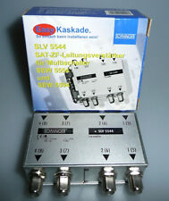 SAT Verstärker  Inline  Verstärker 4-fach Schwaiger SLV 5544 Super Gelegenheit!!