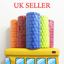 The Grid Foam Roller Trigger Point Gym Massage Physio Injury Yoga Roller 33cm