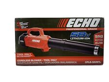 ECHO  V.Speed Turbo 58-V Brushless Li-Ion Cordless Batt. Leaf Blower (Tool Only)