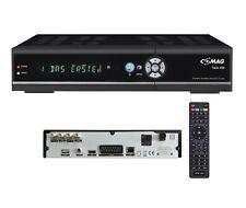 COMAG TWIN HD Sat Receiver FulHD 2x DVB-S2 Tuner HDMI PVR USB 500GB Festplatte