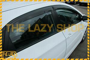Weathershields, Weather Shields for Hyundai I30 GD Hatch 5D 12-17 Window Visors