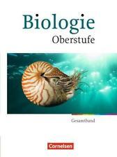 Biologie Oberstufe Gesamtband. Schülerbuch. von Brigitte Engelhardt, Stefanie E?