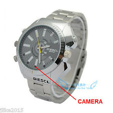 32GB Waterproof HD 1080P Spy Hidden Pinhole Watch Camera Camcorder Night Vision