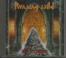 Pile of Skulls Running Wild CD emi1992