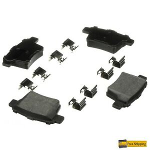 Ceramic Rear Disc Brake Pads Set Ford Taurus 08 09 Mercury Sable Five Hundred 07