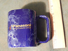 (SOLID) Ceramic *Blue Marble* Coffee Mug [Panasonic Office Products Co.] LINYI