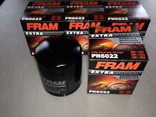 FOUR(4) Fram PH6022 Oil Filter CASE LOT fits Buell Indian Harley Davidson