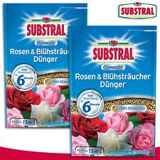 Substral 2 x 750 g Osmocote Rosen & Blühsträucher Dünger