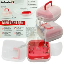 Avalanche Portable Mini Lantern-White LED 100 Lumens