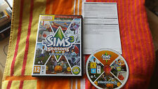 THE SIMS 3 SEASONS LIMITED EDITION EXPANSION PACK PC/MAC DVD V.G.C.