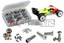 RCScrewZ Mugen Seiki MBX8T Nitro 1/8th Stainless Steel Screw Kit - mug041