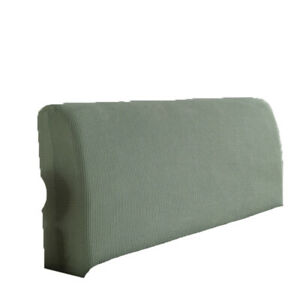 Stretch bed headboard protective cover bed head cover dust proof protective