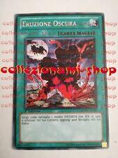 ERUZIONE OSCURA - COMUNE DA MAZZO - ITALIANO - EX - COLLEZIONAMI SHOP