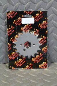 Vito's Performance front SPROCKET 16 tooth Yamaha BANSHEE warrior 350 Raptor 350
