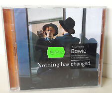David Bowie Nothing has Changed The Best of Cd Nuovo Sigillato