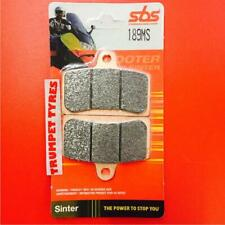 Motorhispania RX 50 R 08 > ON SBS Front Maxi Sinter Brake Pads OE QUALITY 189MS