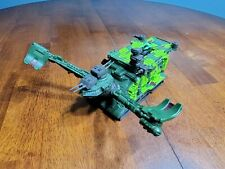 1989 Kenner Mega Force Ram Fist Spearhead Command Vehicle With Die Cast...