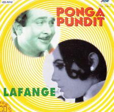 Ponga Pundit / Lafange  2 IN 1 CD MADE IN UK- FREE UK POST