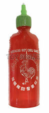 "SRIRACHA INFLATABLE BOTTLE! SMALL RED HOT CHILI SAUCE BLOW UP POOL 24"" NEW"
