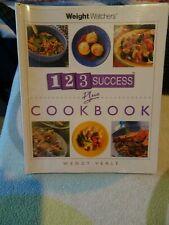 Weight watchers 123 success  plus cook book