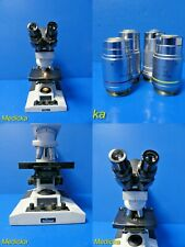 Reichert Microstar IV Series Model 410 Microscope W/ Color Coded Objective~18029